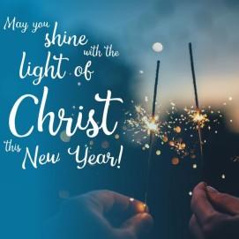 shine the light of Jesus (2)