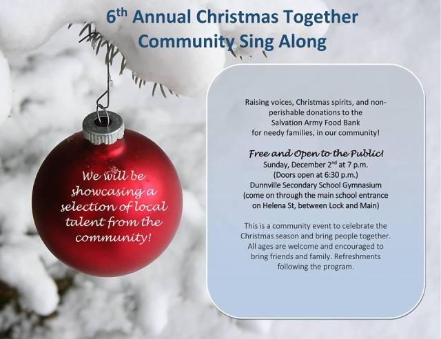 Community Christmas 2018
