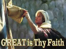 Great is Thy Faith