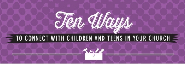 connect with children and teens