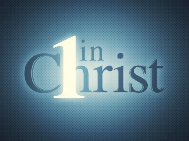 1 in Christ