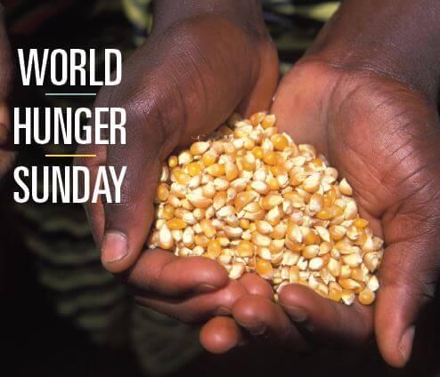 World Hunger Sunday