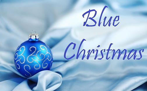 Blue Christmas 1