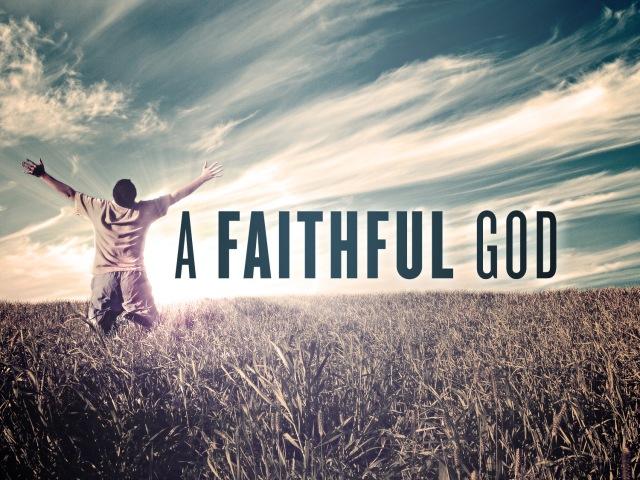 Our Faithful God 2